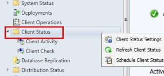 SCCM Client State Messages