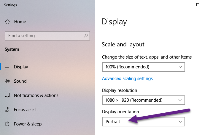 Intune deploy a wallpaper to devices