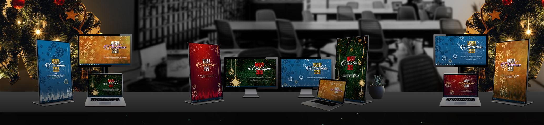Desktop Christmas wallpaper